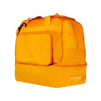 BOLSA ZAPATILLERO GRANDE TEAM COLOR NARANJA VIVO NARANJA SOFTEE