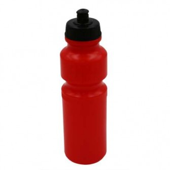 BOTELLA COLOR ROJO TALLA 750 ML