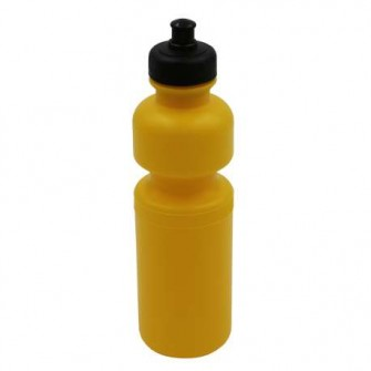 BOTELLA COLOR NARANJA FLUOR TALLA 750 ML