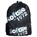 MOCHILA ESCOLAR SOFTEE 1972 COLOR NEGRO