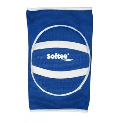 RODILLERA/CODERA ACOLCHADA SOFTEE COLOR ROYAL TALLA SENIOR
