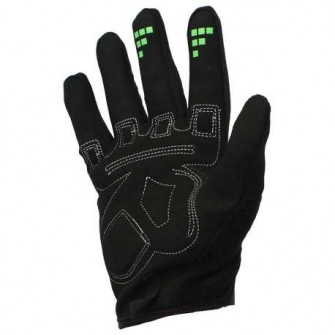 PAR DE GUANTES CICLISMO SOFTEE CONTACT COLOR