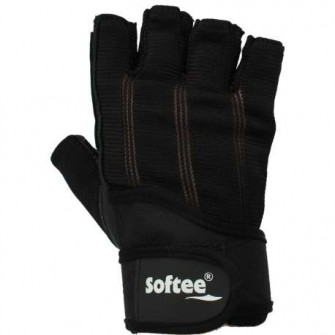 PAR DE GUANTES FITNESS SOFTEE XT3 COLOR
