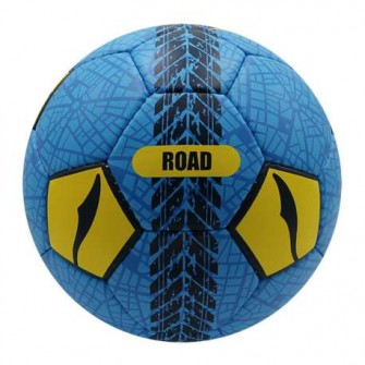 BALÓN FÚTBOL SOFTEE ROAD COLOR ROYAL TALLA SALA 62