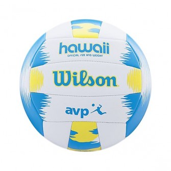 BALON VÓLEY PLAYA WILSON AVP HAWAII AZUL