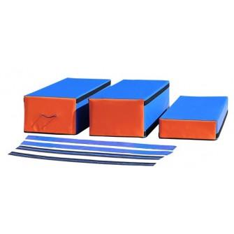 MODULO PLINTON 3 ELEMENTOS 160 X 60 X 100 CM