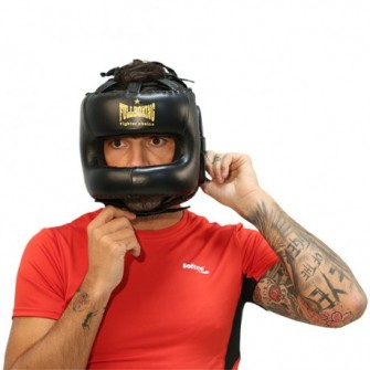 CASCO BOXEO FULLBOXING ALTERNATIVE - NEGRO, UNICA