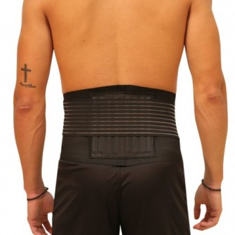 FAJA SOFTEE STRONG - NEGRO, M