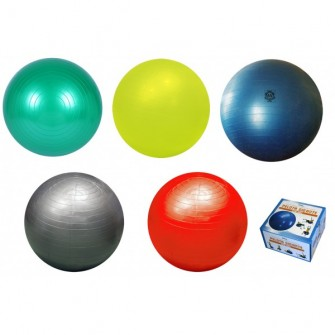 PELOTA GIGANTE SOFTEE FLEXI COLOR AMARILLO TALLA Ø100CM