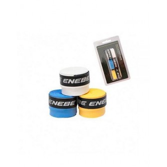 PACK 3 OVERGRIPS ENEBE - MULTICOLOR, UNICA