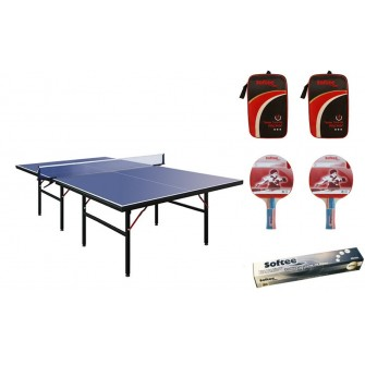 PACK TENIS DE MESA SOFTEE