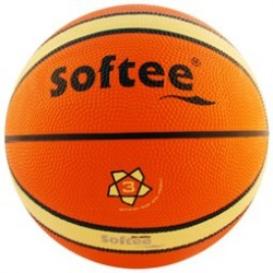 BALÓN BABY BASKET SOFTEE 'NYLON 3'