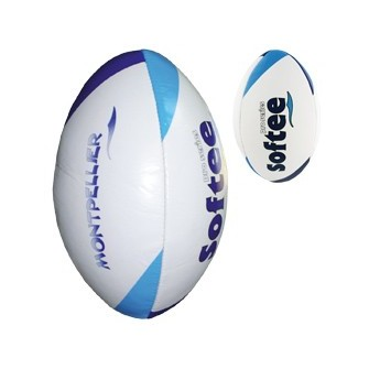 BALÓN RUGBY SOFTEE 'MONTPELLIER'