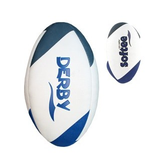 "BALÓN RUGBY SOFTEE ""DERBY"""