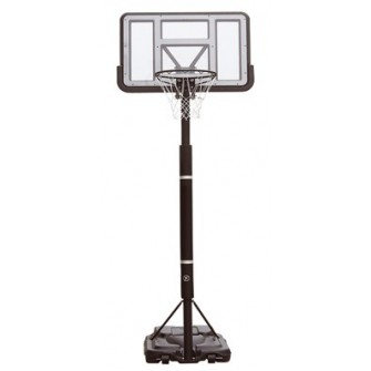SET CANASTA BALONCESTO PORTATIL PLEGABLE DELUXE