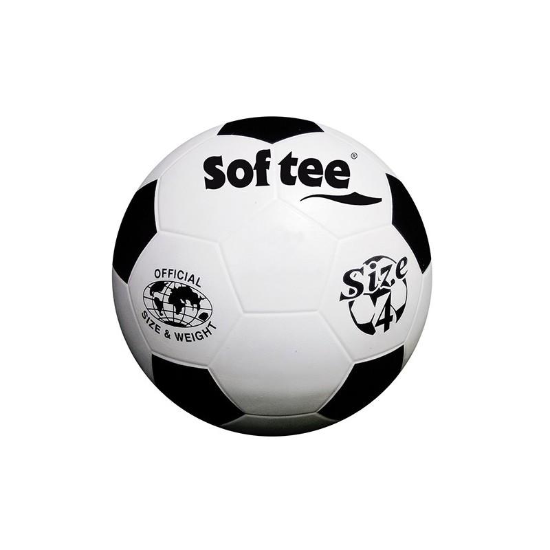 Balón de fútbol 7 softee caucho liso training I new  30698cce3fc62