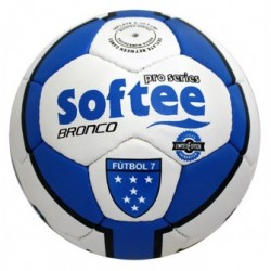 BALÓN FÚTBOL 7 SOFTEE BRONCO LIMITED EDITION