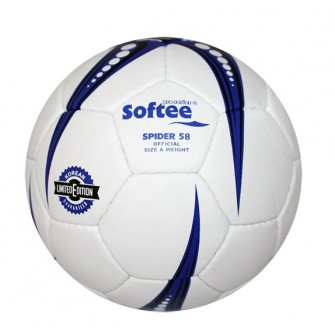 BALÓN FÚTBOL SALA SOFTEE 'SPIDER 58' LIMITED EDITION