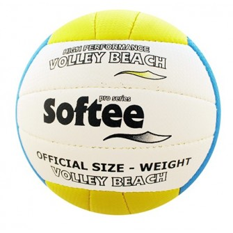 BALÓN VOLEY-PLAYA SOFTEE 'VOLLEYBEACH'