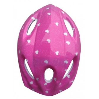 CASCO INFANTIL SOFTEE 54 COLOR ROSA