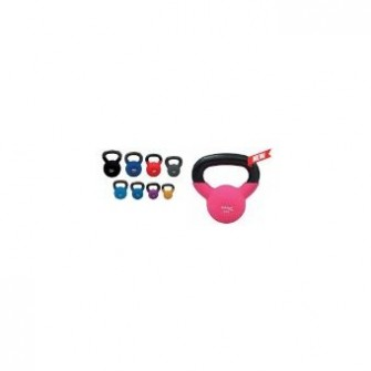 KETTLEBELL NEOPRENO COLOR UNICO TALLA 12 KG