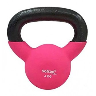 KETTLEBELL NEOPRENO COLOR UNICO TALLA 4 KG