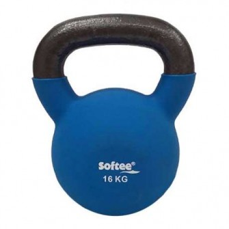 KETTLEBELL NEOPRENO COLOR UNICO TALLA 16 KG