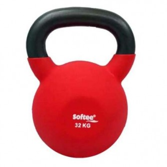KETTLEBELL NEOPRENO COLOR UNICO TALLA 32 KG