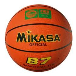 BALÓN BALONCESTO MIKASA 'B-7' GOMA