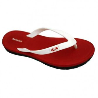 CHANCLAS MARTIN KEIN MEDANO COLOR BLANCO