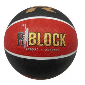 BALÓN BALONCESTO ROX BLOCK COLOR UNICO TALLA 7