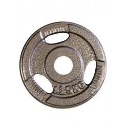 DISCO HIERRO CON AGARRE 1,25 KG
