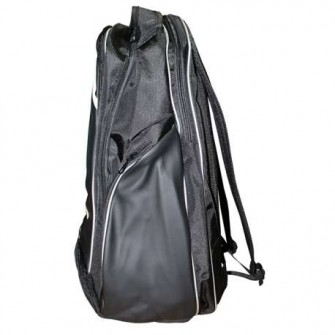 MOCHILA PADEL SOFTEE COLOR NEGRO TALLA UNICA