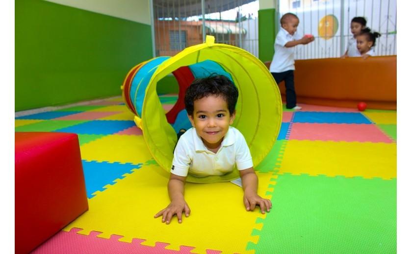 Mejora la psicomotricidad de los niños con las figuras de espuma