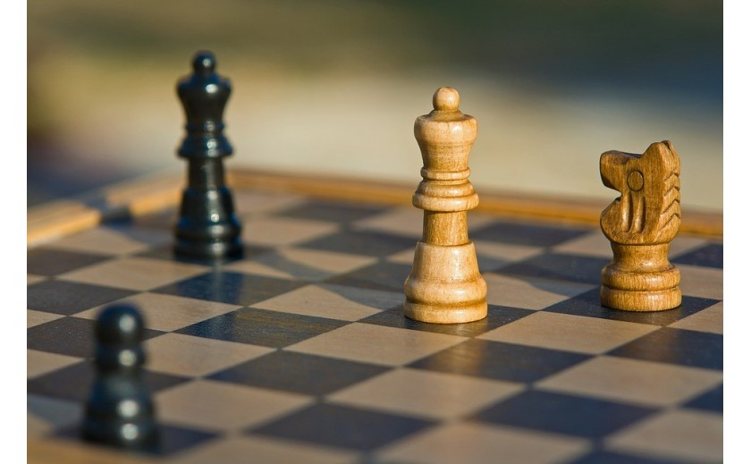 ¿Cómo enfrentarse a un tablero de ajedrez?