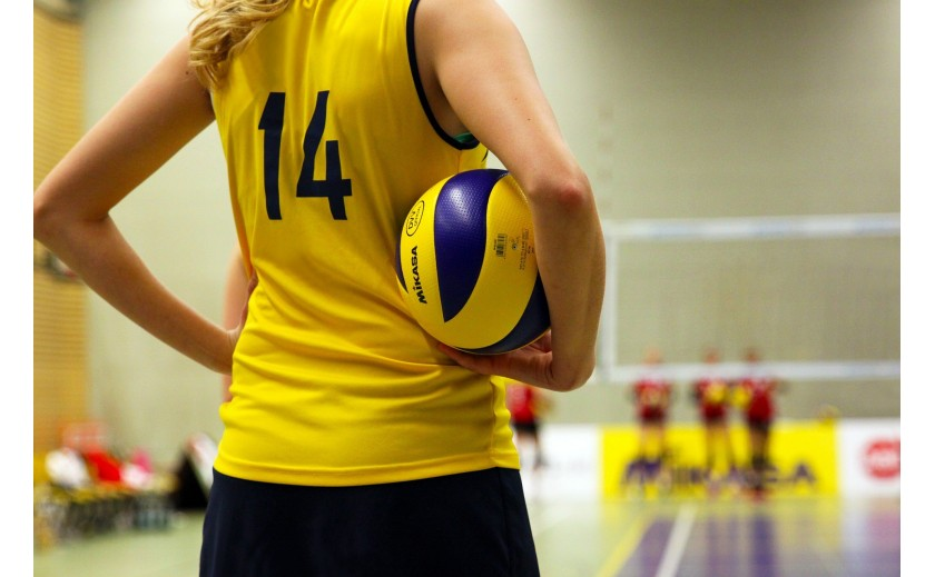 Material Deportivo para Voleibol