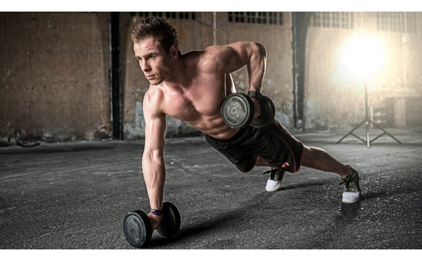Material para fitness para tu entrenamiento