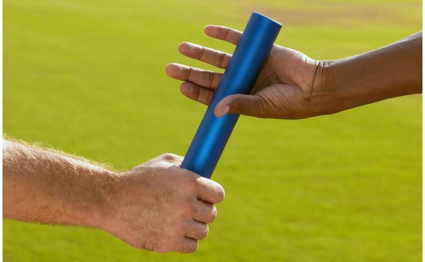 El atletismo no sería lo mismo sin el testigo