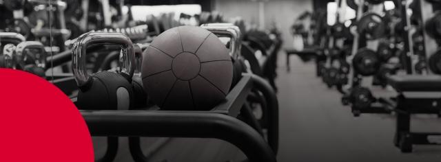 Instalaciones deportivas con materiales deportivos